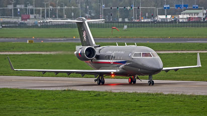 5105 - Czech - Air Force Canadair CL-600 Challenger 601