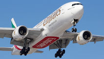 A6-EMH - Emirates Airlines Boeing 777-200 aircraft