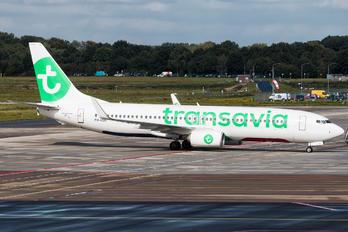PH-HSM - Transavia Boeing 737-800