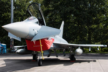30+57 - Germany - Air Force Eurofighter Typhoon S