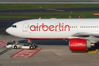 D-ABXB - Air Berlin Airbus A330-200