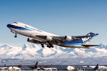 JA02KZ - Nippon Cargo Airlines Boeing 747-400F, ERF