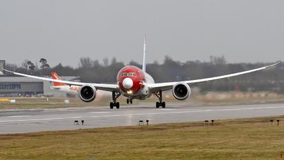 EI-LNG - Norwegian Long Haul Boeing 787-8 Dreamliner