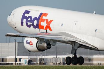 N390FE - FedEx Federal Express McDonnell Douglas MD-10-10F
