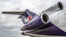 N482FE - FedEx Federal Express Boeing 727-200F (Adv) aircraft