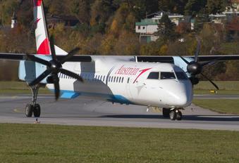 OE-LGC - Austrian Airlines/Arrows/Tyrolean de Havilland Canada DHC-8-400Q / Bombardier Q400