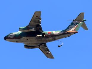 18-1031 - Japan - Air Self Defence Force Kawasaki C-1