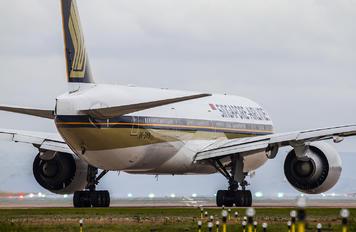 9V SWB - Singapore Airlines Boeing 777-300ER