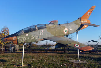 MM6359 - Italy - Air Force Fiat G91