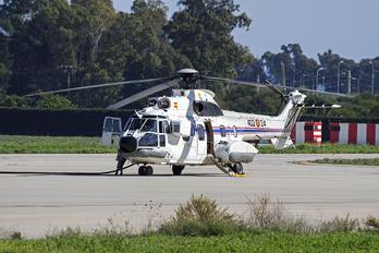 HT.27-01 - Spain - Air Force Aerospatiale AS532 Cougar