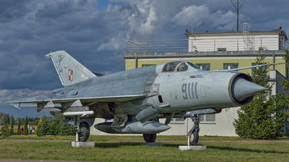 9111 - Poland - Air Force Mikoyan-Gurevich MiG-21MF
