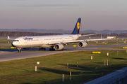 D-AIHQ - Lufthansa Airbus A340-600 aircraft