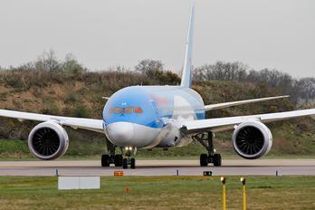 G-TUIC - Thomson/Thomsonfly Boeing 787-8 Dreamliner