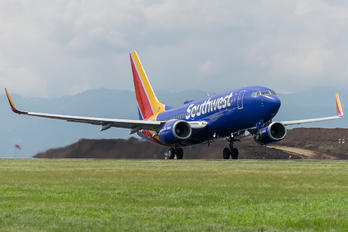 N732SW - Southwest Airlines Boeing 737-700