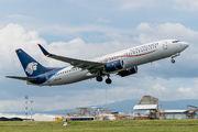 N958AM - Aeromexico Boeing 737-800 aircraft