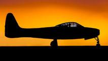 - - USA - Air Force Republic F-84E Thunderjet aircraft