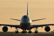 LX-VCK - Cargolux Boeing 747-8F aircraft