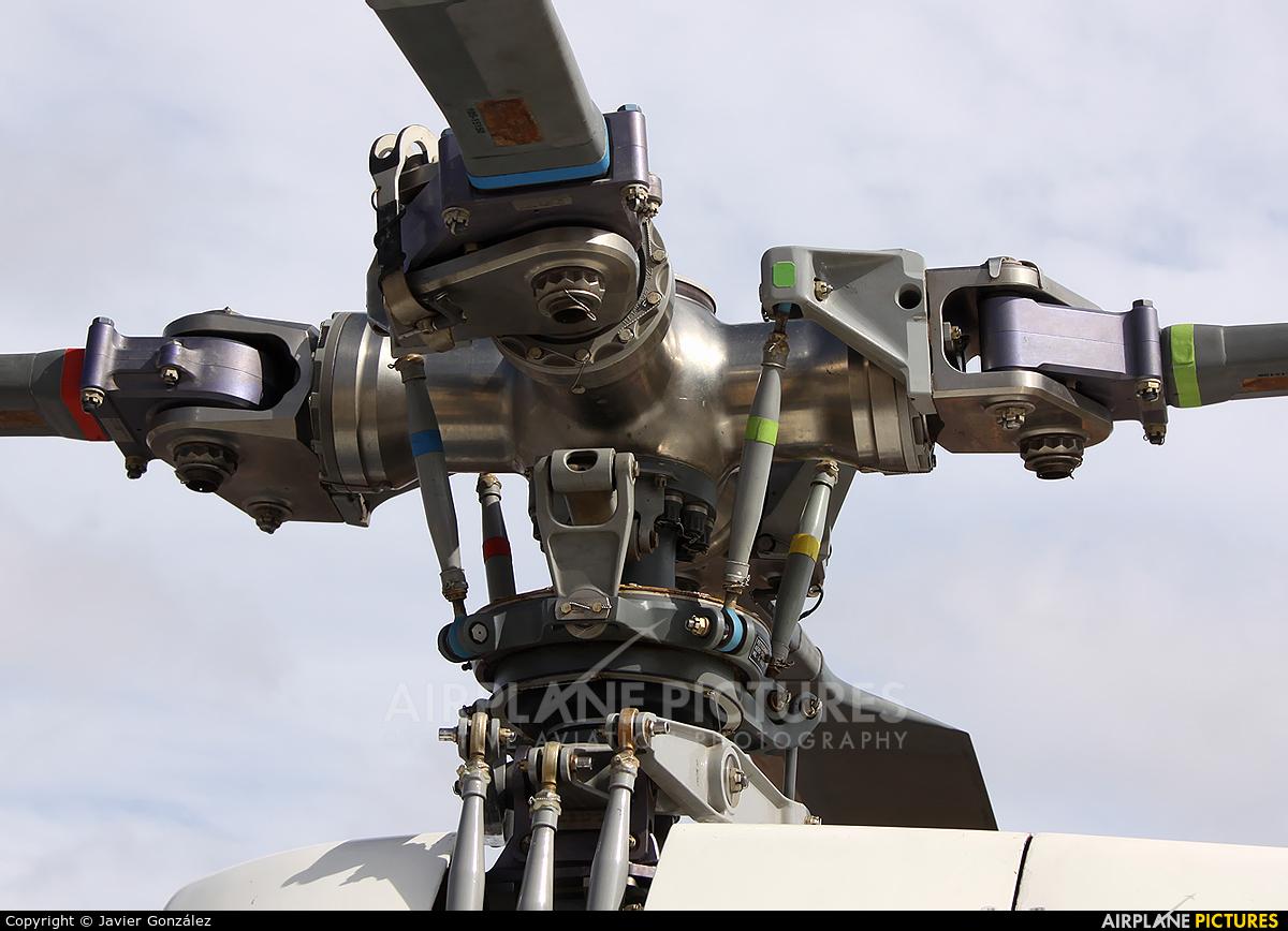 Spain - Guardia Civil HU.15-79 aircraft at Murcia - San Javier
