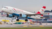 OE-LDA - Austrian Airlines/Arrows/Tyrolean Airbus A319 aircraft