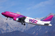 HA-LWG - Wizz Air Airbus A320 aircraft