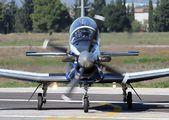 038 - Greece - Hellenic Air Force Beechcraft T-6 Texan II aircraft