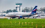 VQ-BCO - Aeroflot Airbus A319 aircraft