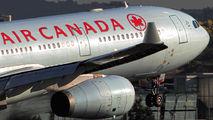 C-GFAF - Air Canada Airbus A330-300 aircraft