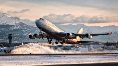 HL7414 - Asiana Cargo Boeing 747-400BCF, SF, BDSF