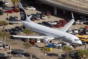 N551AS - Alaska Airlines Boeing 737-800 aircraft