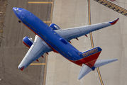 N734SA - Southwest Airlines Boeing 737-700 aircraft