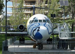 EC-BQZ - Private McDonnell Douglas DC-9