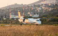 SX-OBH - Olympic Airlines de Havilland Canada DHC-8-400Q / Bombardier Q400 aircraft