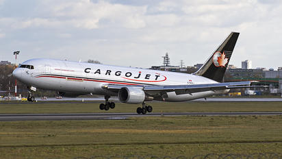 C-GUAJ - Cargojet Airways Boeing 767-300ER