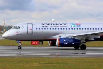 RA-89051 - Aeroflot Sukhoi Superjet 100