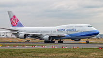 B-18201 - China Airlines Boeing 747-400 aircraft