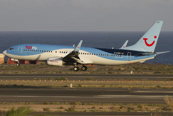 D-ASUN - TUIfly Boeing 737-800