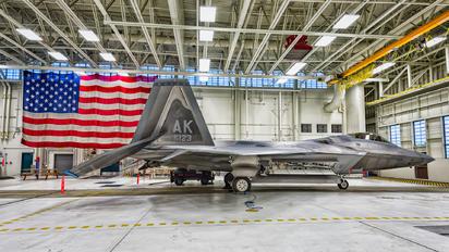 06-4123 - USA - Air Force Lockheed Martin F-22A Raptor