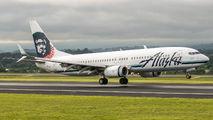 N587AS - Alaska Airlines Boeing 737-800 aircraft