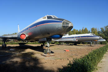 50257 - China - Air Force Tupolev Tu-124V