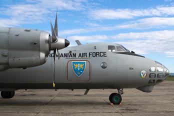 1104 - Romania - Air Force Antonov An-30 (all models)