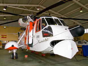 EC-FVO - Spain - Coast Guard Sikorsky S-61N