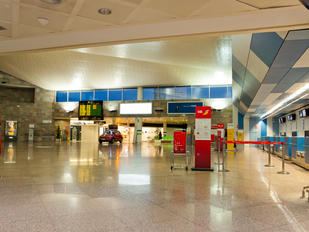 - - - Airport Overview - Airport Overview - Terminal Building