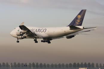TF-AML - Saudi Arabian Cargo Boeing 747-400BCF, SF, BDSF