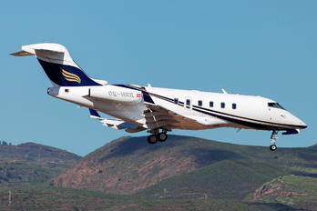OE-HRR - Amira Air Bombardier BD-100 Challenger 300 series