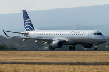 HP-1556CMP - Copa Airlines Embraer ERJ-190 (190-100)