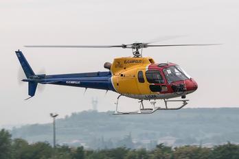 I-ISAR - Elicampiglio Aerospatiale AS350 Ecureuil / Squirrel