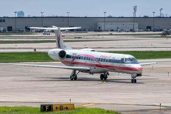 N909AE - American Eagle Embraer ERJ-145LR