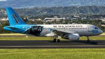 N717UW - US Airways Airbus A319 aircraft