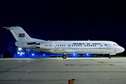 KAF308 - Kenya - Government Fokker 70 aircraft
