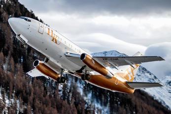 VP-CHK - Private Boeing 737-200